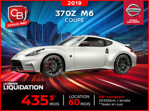 370 Z COUPE 2019 M6