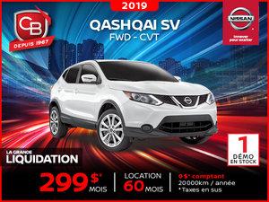 QASHQAI SV 2019 FWD - CVT