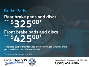 Save on Brake Pads and Discs