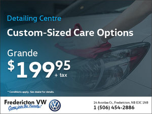 Custom-Sized Care Options: Grande
