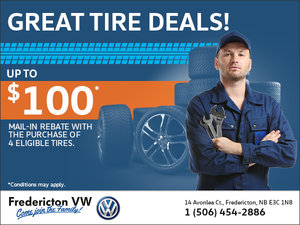 Discount on Tires