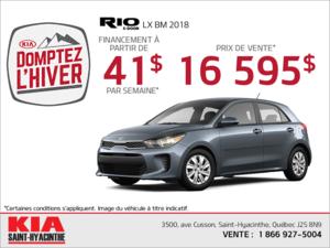 La Rio 5 portes 2018!