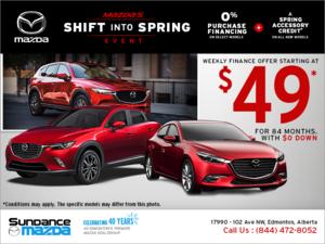 Sundance Mazda Sales >> Mazda Sales Offers Edmonton Sundance Mazda