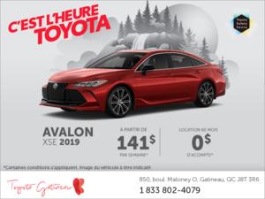 Toyota Avalon 2019