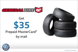 Special on Tires by General Tire
