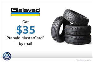 Special on Gislaved Tires