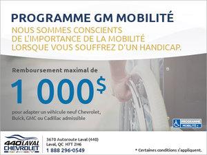 Programme GM Mobilité