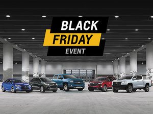 Promotion Chevrolet, Novembre 2018