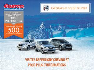 Programme Costco Buick