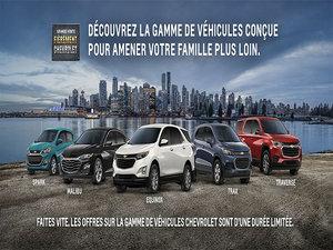 Promotion Mai Chevrolet
