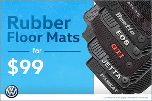 Get Rubber Floor Mats Today!