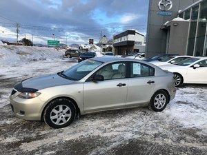 2008 Mazda Mazda3 GX Climatiseur