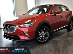Mazda CX-3 ***GT AWD CUIR TOIT OUVRANT SIÈGE CHAUFFANT *** 2017