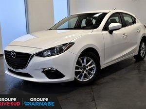 Mazda Mazda3 Sport GS SPORT + SIEGE-CHAUFFANT + CAMERA+++ 2015