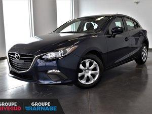 Mazda3 Sport ****GX AIR CLIMATISÉ COMMANDE AUDIO AU VOLANT **** 2015
