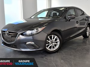 Mazda Mazda3 **GS SIÈGE CHAUFFANT CAMERA DE RECUL BLUETOOTH ** 2015