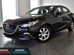 Mazda Mazda3 GROUPE ÉLECTRIQUE-BAS KM!!! 2016
