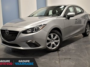 Mazda Mazda3 GROUPE ELECTRIQUE - BAS KM 2016