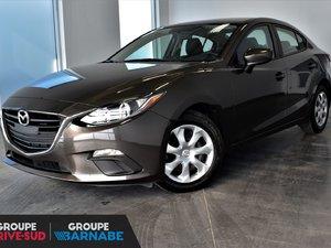 Mazda Mazda3 ***GX CAMERA DE RECUL BLUETOOTH A/C *** 2016