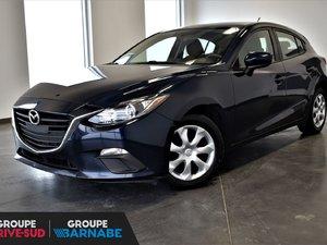 2016 Mazda Mazda3 ***GX CAMERA DE RECUL BLUETOOTH ***