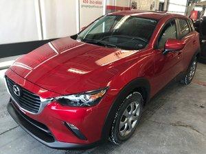 2017 Mazda CX-3 GX AUTOMATIQUE A/C