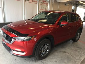 Mazda CX-5 GS AWD GROUPE CONFORT & I-ACTIVESENSE 2017