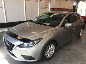 2015 Mazda Mazda3 Sport GS - AIR CLIMATISE - AUTOMATIQUE