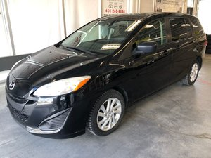 Mazda5 GS 6 PLACES 2012