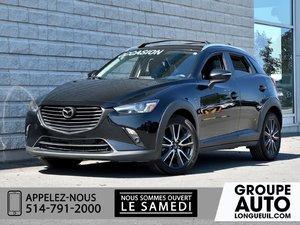 Mazda CX-3 AWD**GT**CUIR**TOIT**NAV** 2018