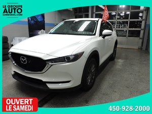 2018 Mazda CX-5 GS AWD GROUPE CONFORT  CUIR/SUEDE MAG TOIT ET PUS