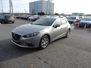 Mazda Mazda3 SPORT GX AUTO A/C CAMERA BLUETOOTH ET PLUS 2016