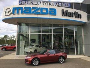 Mazda MX-5 GX 2013