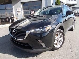 2018 Mazda CX-3 GS, AWD