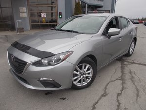 Mazda Mazda3 GS, BERLINE + AUTOMATIQUE 2015