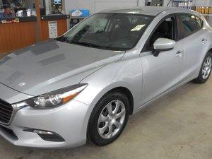 Mazda Mazda3 3 SPORT, GX , CAMÉRA DE RECUL 2017