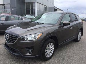 2016 Mazda CX-5 GS, TOIT OUVRANT, GPS, CAMÉRA RECUL,