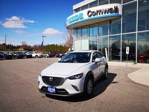 2017 Mazda CX-3 GS FWD at