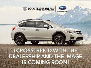 2016 Subaru Crosstrek Sport Pkg 5sp