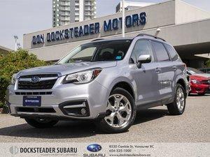 2018 Subaru Forester 2.5i Limited CVT