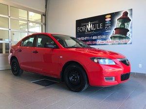 Mazda Mazda3 GX 2008