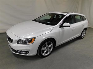 2017 Volvo V60 SPECIAL EDITION T5 4RM