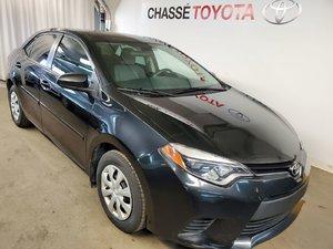 Toyota Corolla Automatique + Air climatisé 2014