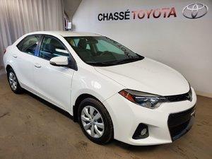 Toyota Corolla Groupe S 2015