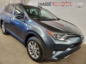 2016 Toyota RAV4 Hybrid Limited Gr. Technologie