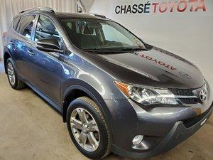 2014 Toyota RAV4 XLE AWD - Navigation