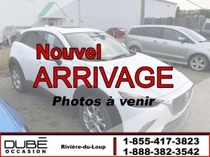 Mazda CX-3 GS LUXE TOIT OUVRANT/CUIR 2016