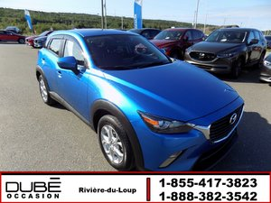 Mazda CX-3 GS AWD LUXE TOIT OUVRANT//CUIR 2016