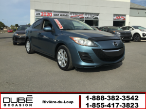2010  Mazda3 GS TOIT OUVRANT, MAGS, ETC