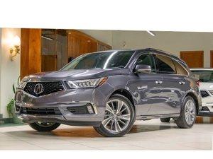 Acura MDX Elite Package**DEMO** 2018