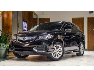 2017 Acura RDX TECH PKG**GPS*BLIND SPOT*LEATHER**